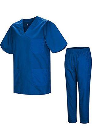 MISEMIYA Sanitair pyjama 8178, uniseks, voor volwassenen - - XX-Large