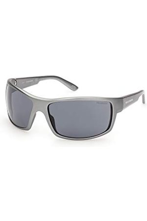 SKECHERS EYEWEAR Heren SE6116 zonnebril, mat / , 70