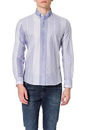 Hackett Light Poplin Gestreepte shirt voor heren