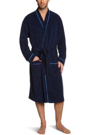 Schiesser Heren badjas met capuchon