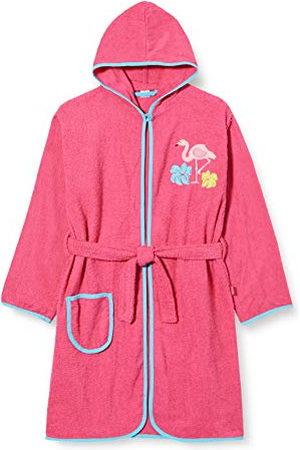 Playshoes Flamingo badjas voor meisjes