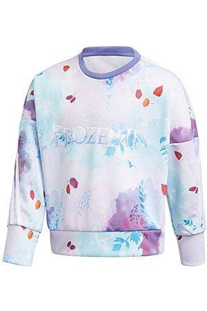 adidas LG Dy Fro Crew Pullover voor meisjes