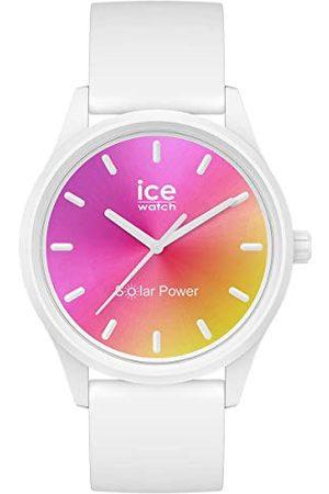 Ice-Watch ICE solar power Sunset california - dameshorloge met siliconen armband - 018475 (Maat S)