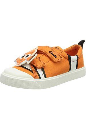 Clarks 261576717, Sneaker jongens 25 EU