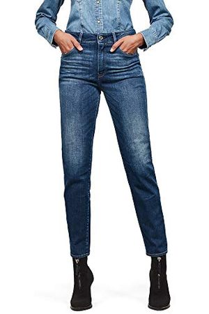 G-Star Dames 3301 High Straight 90's Ankle Wmn Jeans