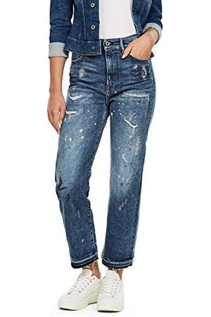 G-Star Dames Jeans Tedie Ultra High Straight Rp Ankle Wmn