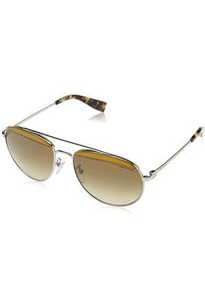 Trussardi Str009V zonnebril, (glanzend palladium), één maat
