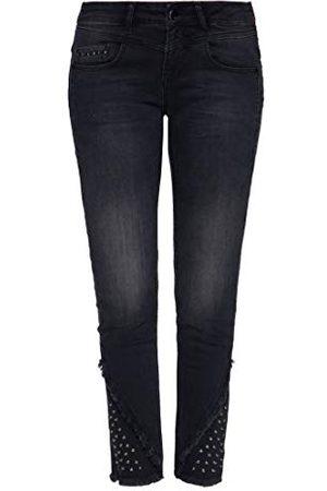 ATT, Amor Trust & Truth Dames Zoe Cropped Jeans