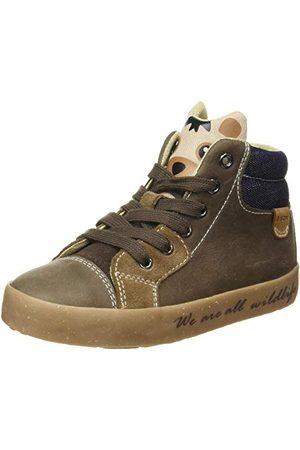 Geox B04A7D0CL22, hoge sneakers baby-jongens 22 EU