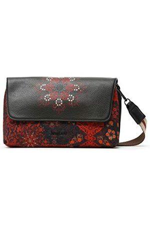 Desigual Womens Fabric Across Body Bag, , U