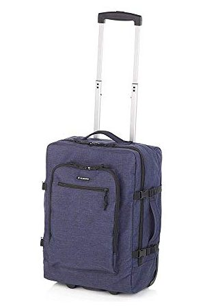 Gladiator 101000 2019 koffer, 50 cm, 30 liter, blauw