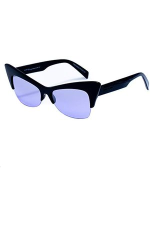 Italia Independent Dames 0908-009-GLS zonnebril, (Negro), 59.0