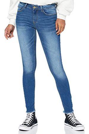 JDY Sonja Life Reg Skinny Ank Mb Dnm Noos Jeans voor dames