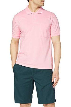 Trigema Poloshirt met borstzak in luxe piqué-kwaliteit