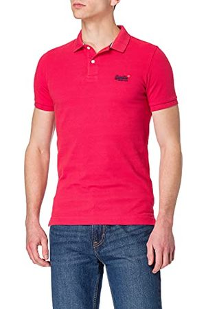Superdry Classic Pique S/S Polo heren - - X-Large