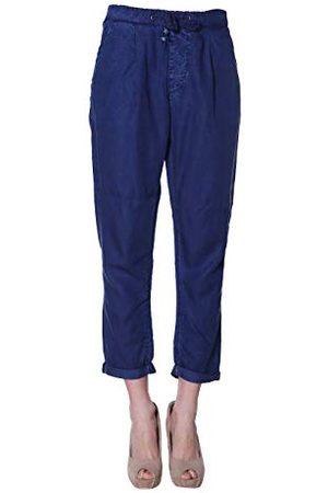 Pepe Jeans Dames Donna blauwe rechte jeans