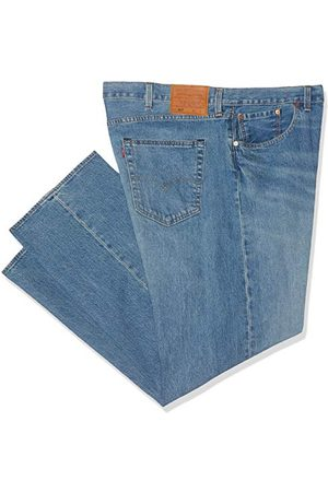 Levi's 501 Button Fly B&t Straight Jeans voor heren