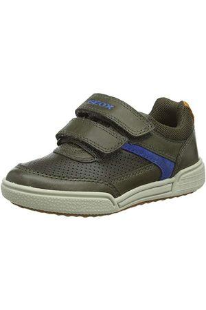 Geox J15BCA0CLBU, Sneaker Jongens 37 EU