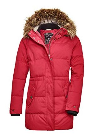 G.I.G.A. DX by killtec Dames Ventoso Wmn Quilted Prk C Casual functionele parka in dons-look met capuchon