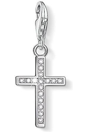 Thomas Sabo Bedelhanger voor dames kruis Charm Club 925 sterling 0049-051-14