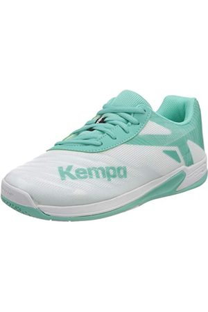 Kempa Unisex Wing 2.0 Junior Handbalschoenen, meerkleurig ( /turquoise 05), 38 EU