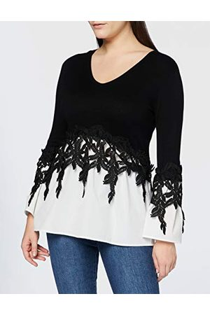 Apart Dames gebreid met lace pullover