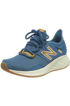 New Balance Dames Fresh Foam Roav' Road Running schoen, lichtblauw, 5.5 UK