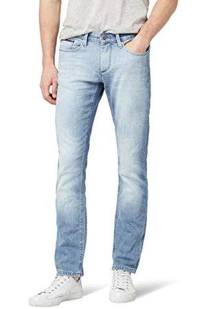 Tommy Hilfiger Scanton Slim Jeans voor heren,Blau (Berry Light Blue Comfort 911),27W x 30L