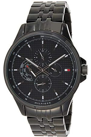 Tommy Hilfiger Herenhorloge Multi Dial Quartz met roestvrij stalen armband 1791611