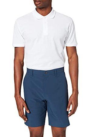 adidas Heren ULTIMATE 375 Golfshirt, Navy, L
