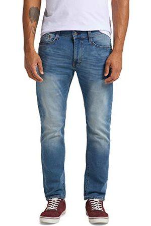 Mustang Oregon Tapered K Jeansbroek voor heren, 536, blauw, 36W x 32L