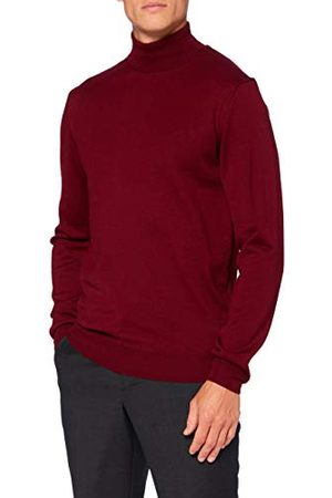 Casual Friday Heren Konrad Merino Roll Neck Knit Pullover