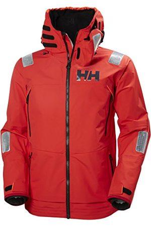 Helly Hansen Aegir Race Jacket, heren, waarschuwingsgeluid, , M