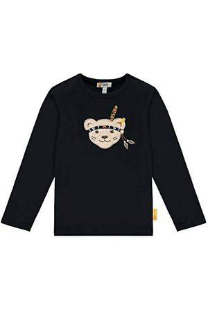 Steiff Jongens met schattig teddybeer T-shirt met lange mouwen