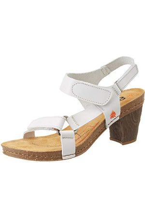 Art 1274 Bérro White/I Meet, dames sandalen met open punt