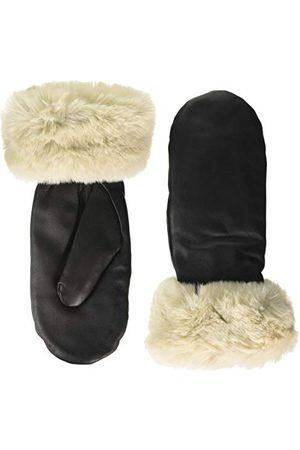 Pieces Dames Pcsika lederen handschoenen