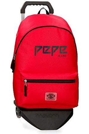 Pepe Jeans Oset., Azul Y Amarillo (rood) - 64523N3