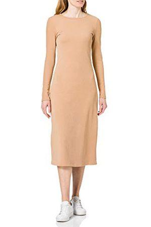 YAS Zully Ls Midi-jurk voor dames