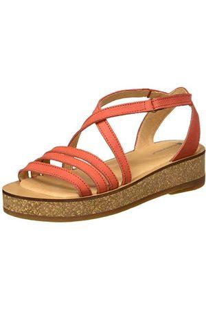 El Naturalista N5592, open sandalen met sleehak Dames 40 EU