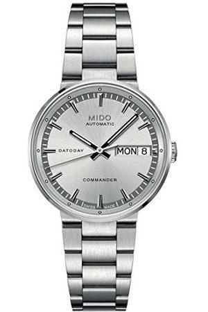 MIDO M0142301103180 Automatisch dameshorloge met roestvrijstalen armband