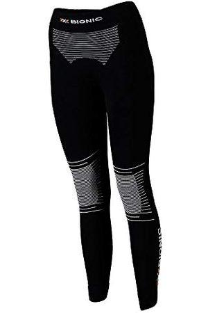 X Bionic Dames NG-YP05W19W Leggings, Opaal Black/Arctic White, L