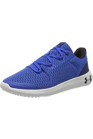 Under Armour Unisex Kids Grade School Ripple 2.0 Nm Running Shoes, Blue Versa Blue White Black 400 400, 5 UK