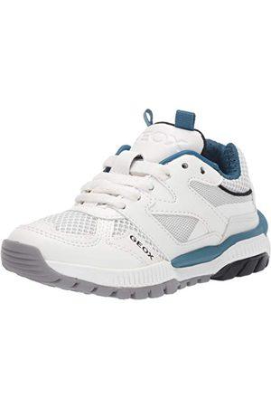 Geox J02AXC014BU, Lage Top Sneakers Jongens 28 EU