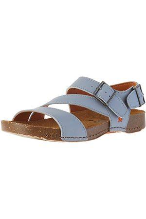 Art 0999 Grass Sky Grey/I Breathe sandalen voor dames