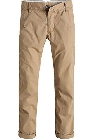Esprit Heren slim broek in chino stijl