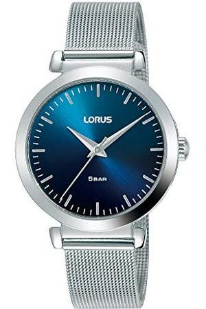 Lorus Analoge Quartz Horloge met RVS Band RG213RX9