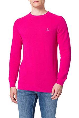 GANT Heren Katoen Pique C-Neck Pullover