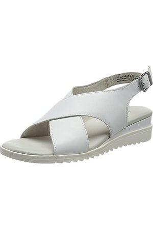 Jana 100% comfort 8-8-28740-26, sandalette dames 36 EU Weit