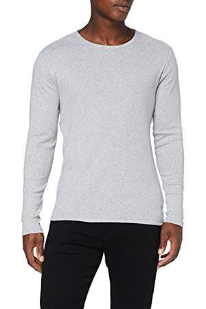 G-Star Heren Base R T L/S 1 Pack Shirt met lange mouwen