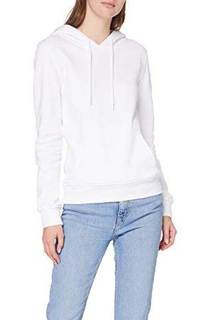 Build Your Brand Dames Ladies Organic Hoody Hooded Sweatshirt